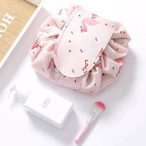Handbags - NWT! Lay Out Cosmetic Bag- Drawstring and Go!!!